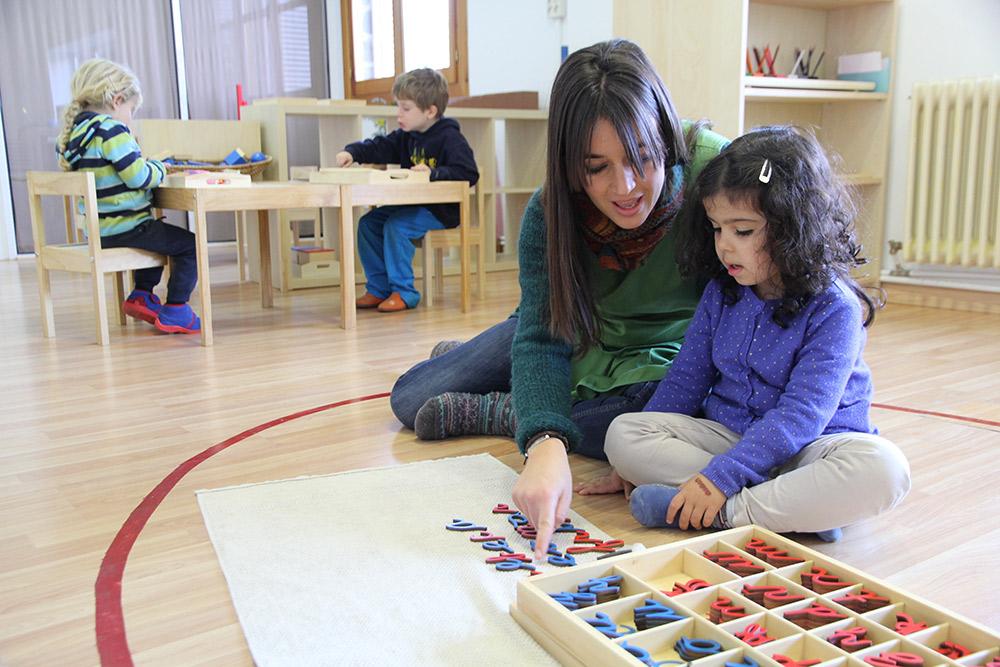 Fotografía López Torres. Centro Montessori Galápagos
