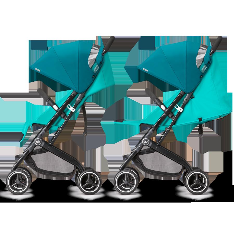 9743d899a Qbit, la silla de paseo ligera más compacta