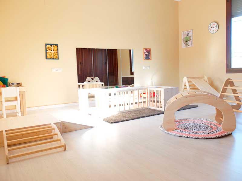 escuela Montessori Granada