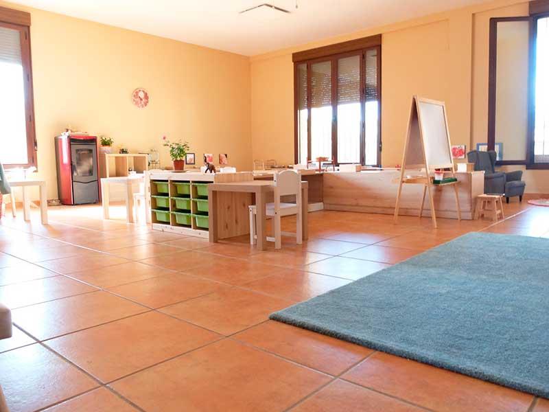 instalaciones Montessori community granada