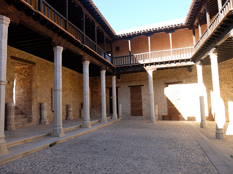 interior Castillo Yeste