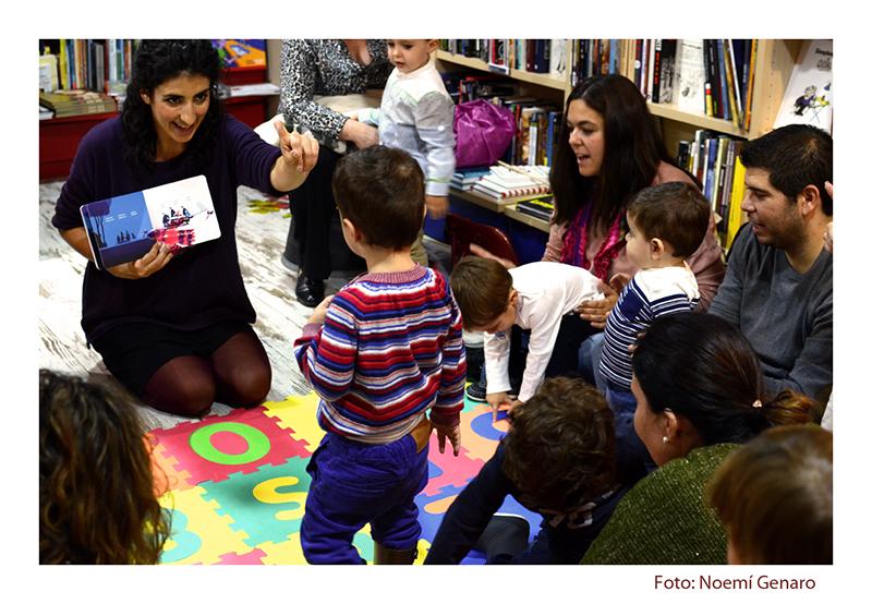 club de lectura bebele