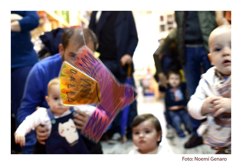 leer a los bebés