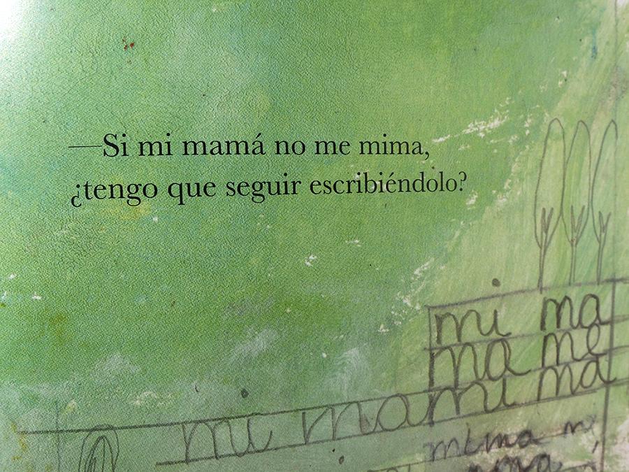 mi mamá no me mima Rocío Araya