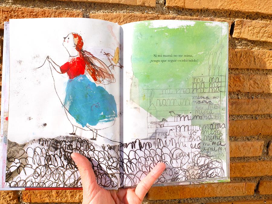 Ilustración Rocío Araya