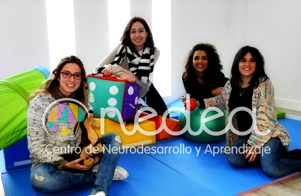 equipo Nedea neuropsicología y desarrollo