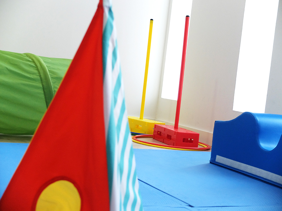 sala motricidad psicologa infantil Granada