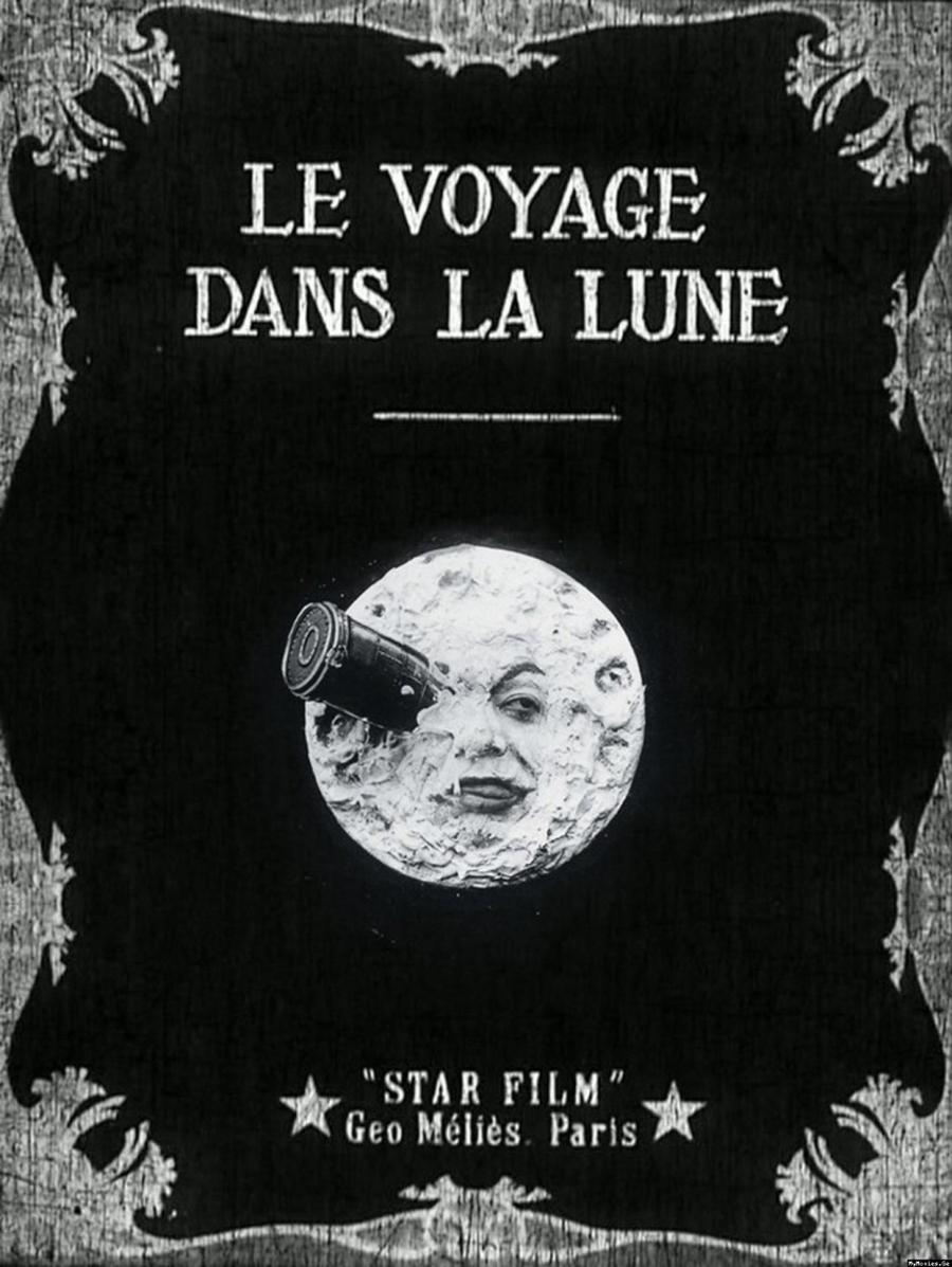 viaje a la luna Georges Mékiès