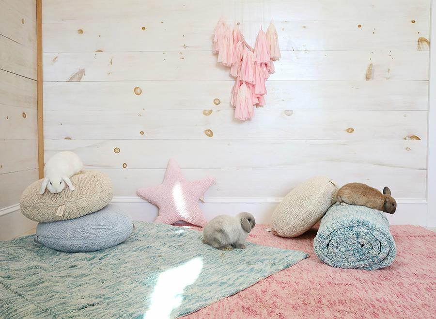 alfombras para habitaciones infantiles