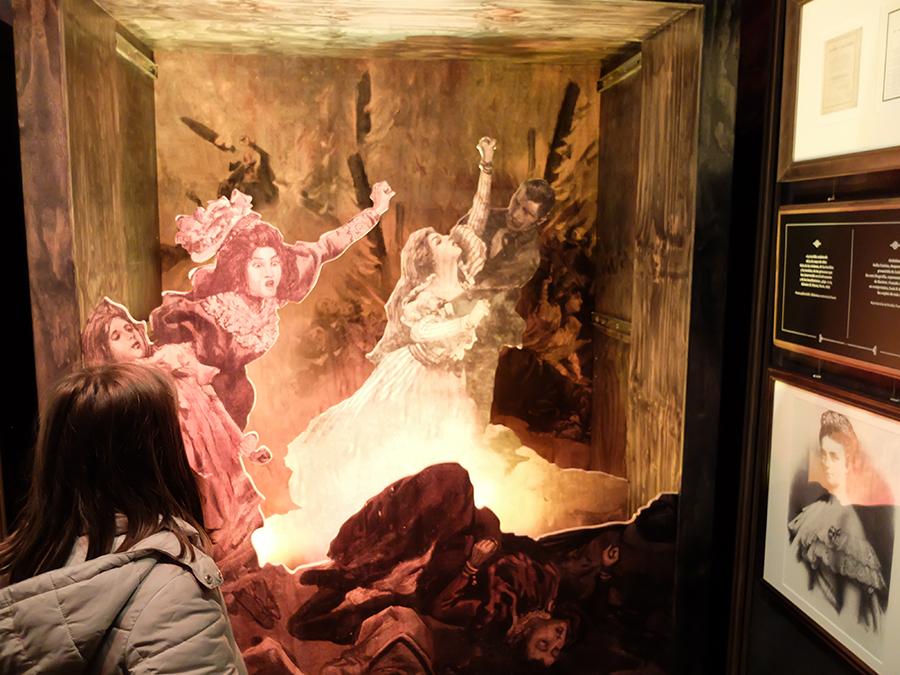 visita guiada exposición Méliès