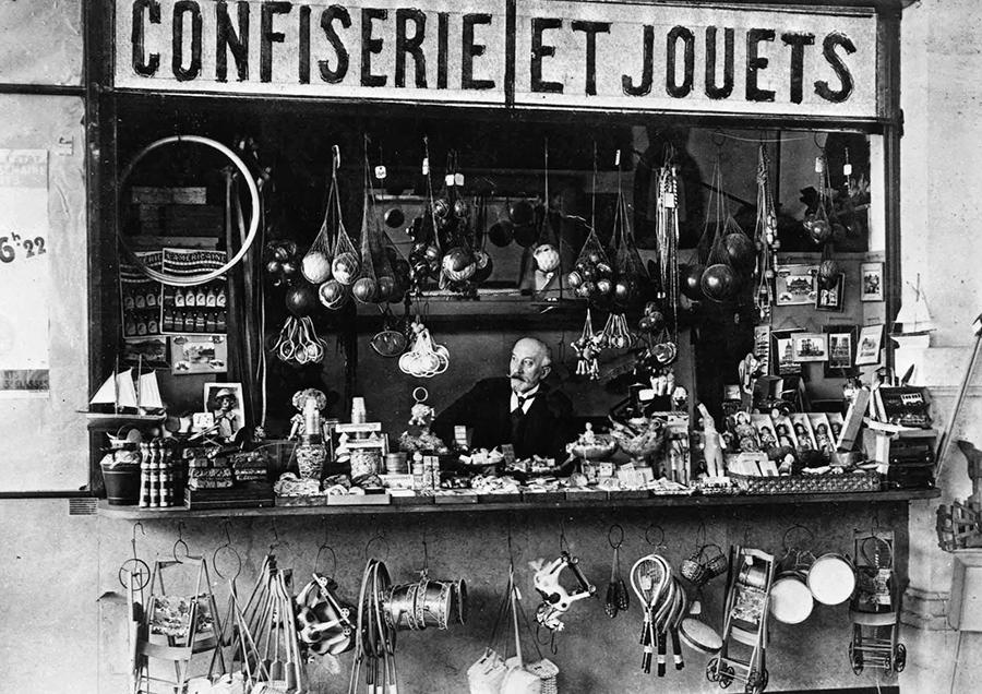jugueteria en Montparnasse
