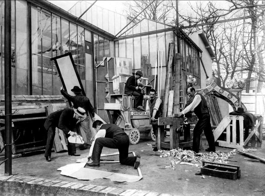 estudio Georges Méliès