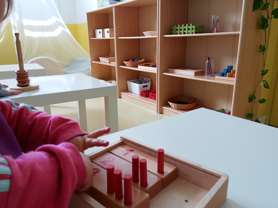 Guardería Montessori Granada