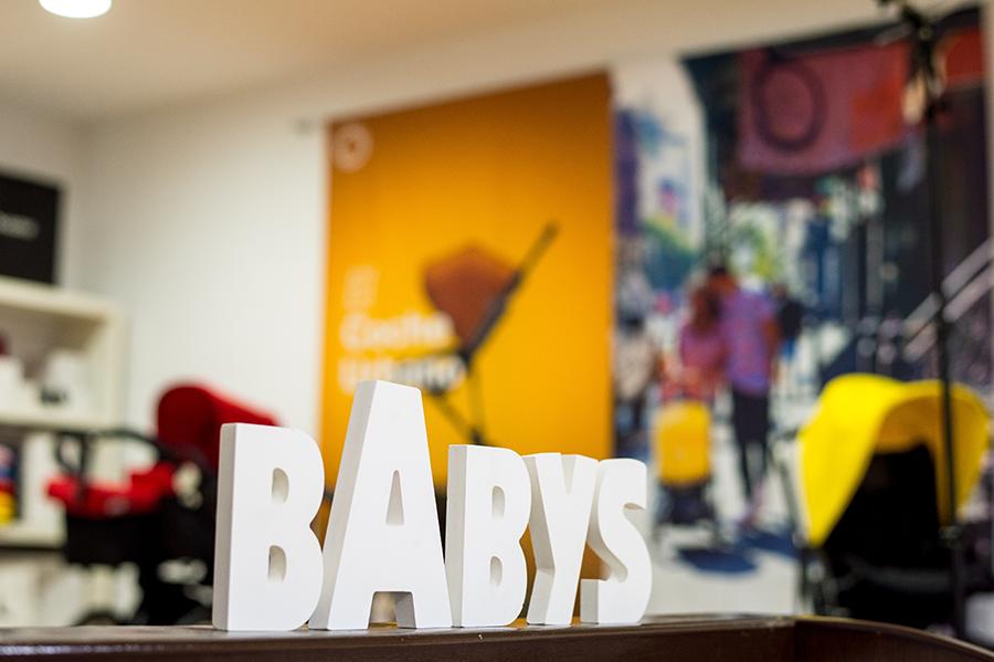 Tiendas Babys Bugaboo