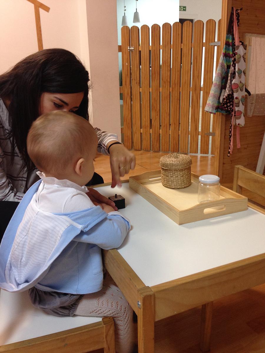 Centro Montessori para bebés en Granada
