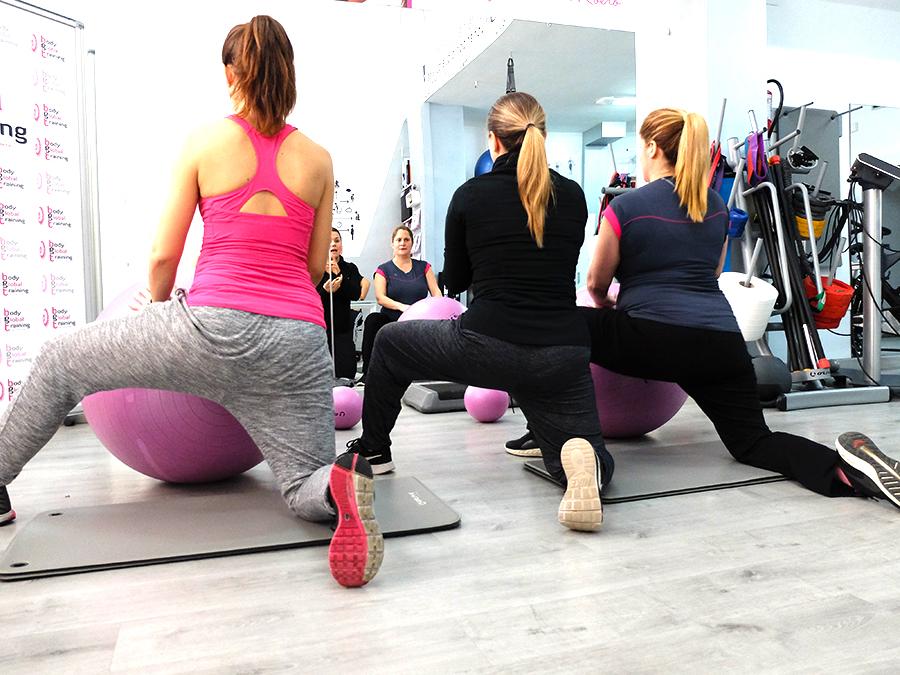 ejercicios gimnasia para embarazadas