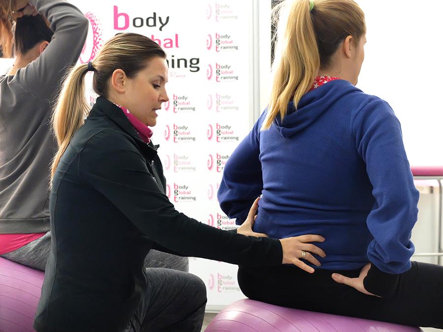 Ejercicios para el dolor de espalda embarazada