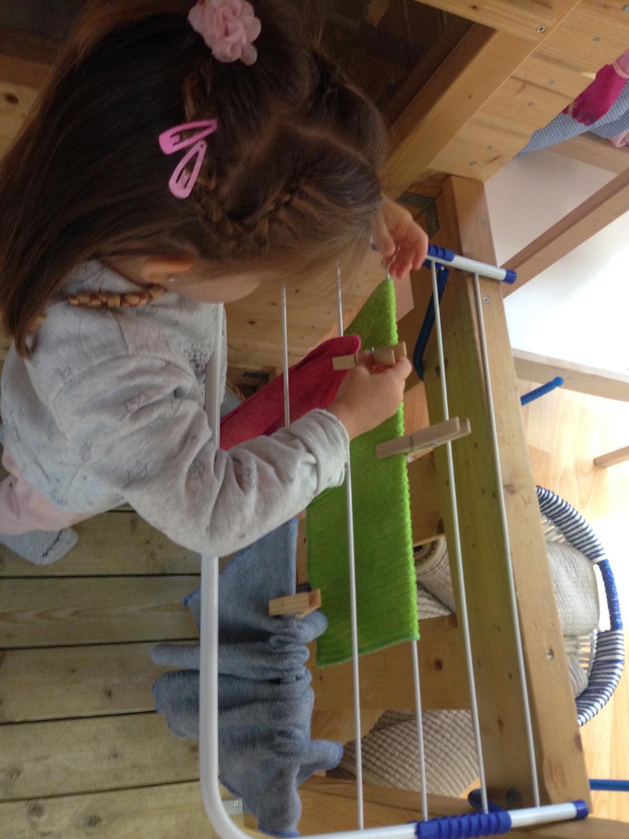 Guardería método Montessori Granada