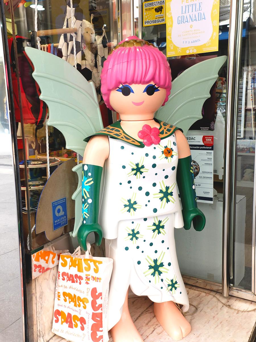 Viel Spass, juguetería de Granada