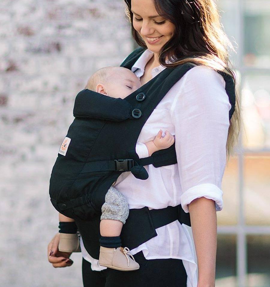 sorteo mochila Ergo baby
