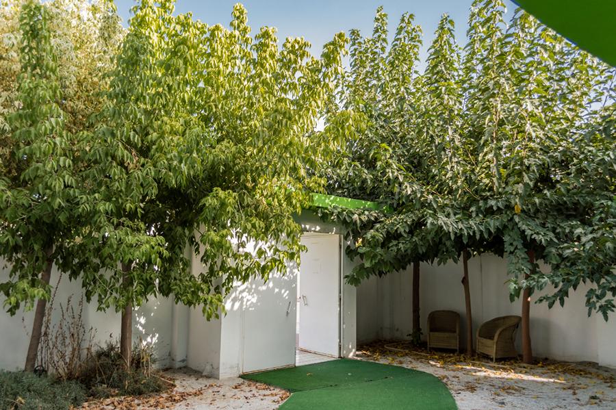 jardín Planeta Calarú