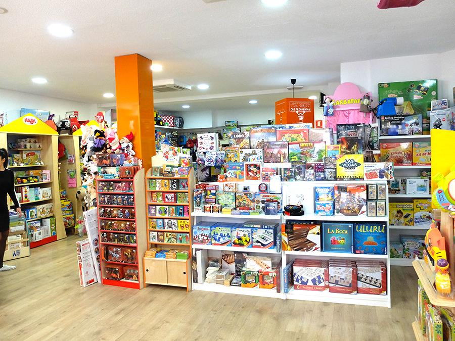 juguetería Viel Spass Granada