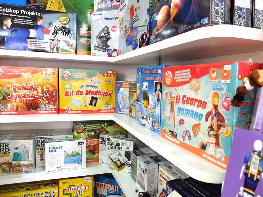 juguete educativo juguetería Granada