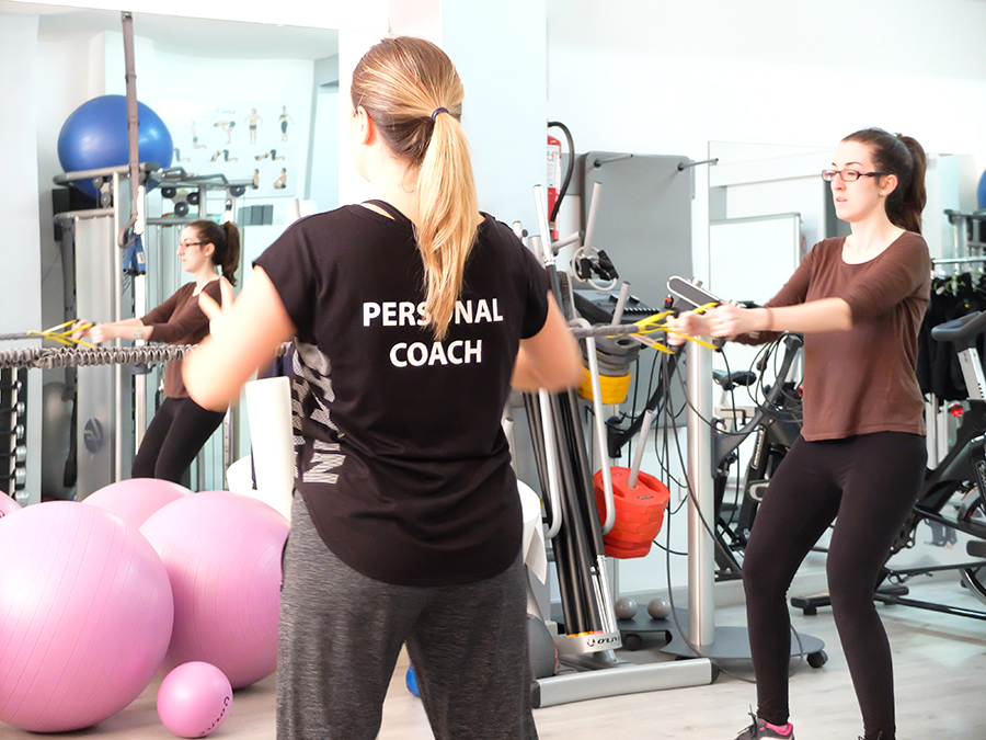 personal coach body global training