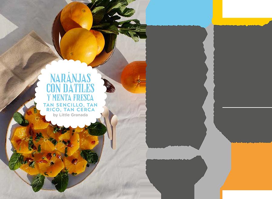 El libro de recetas sanotas de Little Granada