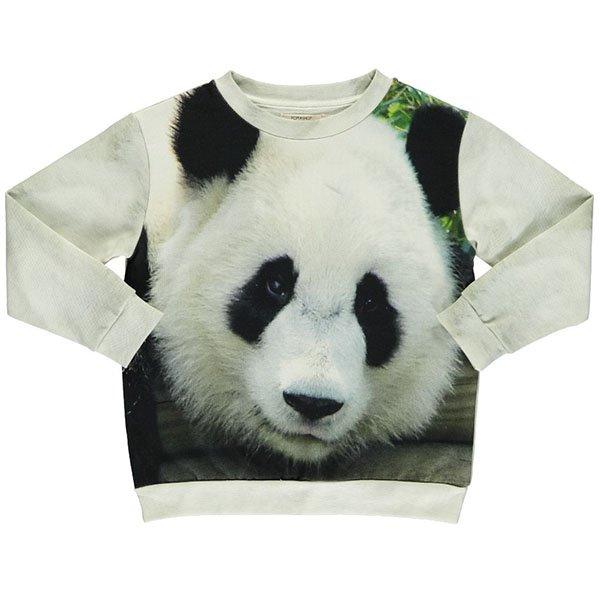 sudadera panda popupshop