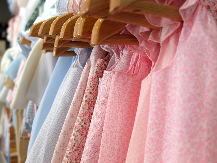 vestiditos de niña en Xitin