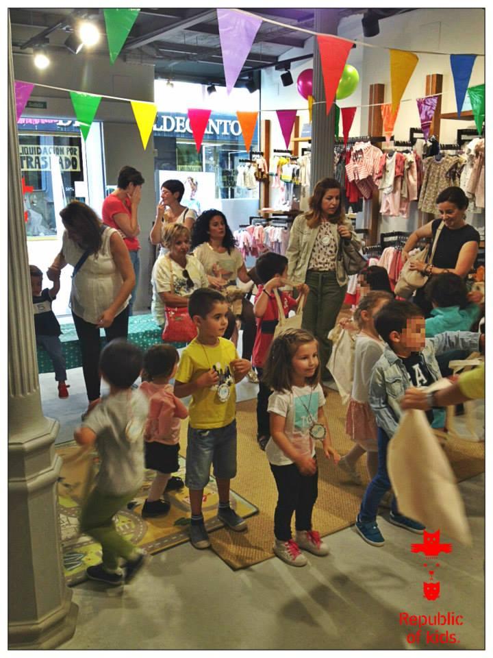actividades pequeño comercio Granada