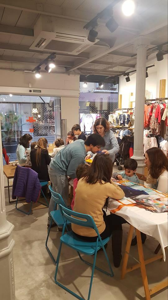taller de hama Material Revolution