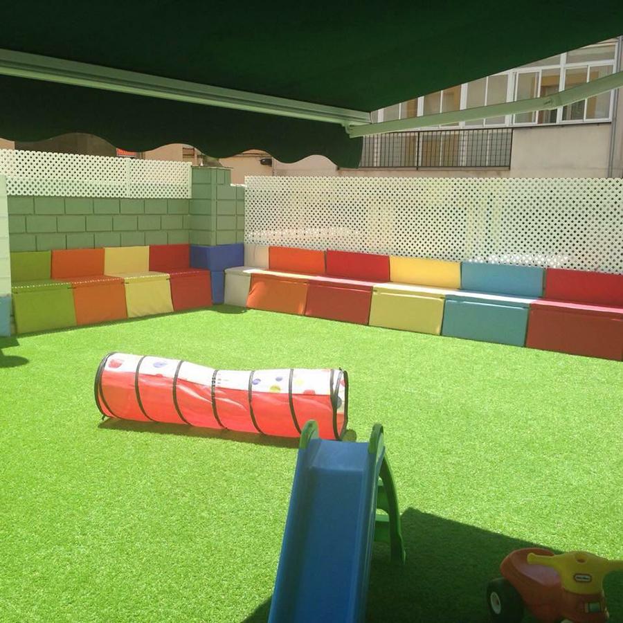 zona exterior The Globe Kindergarten