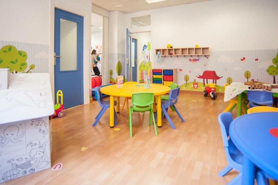 espacio centro infantil The Globe