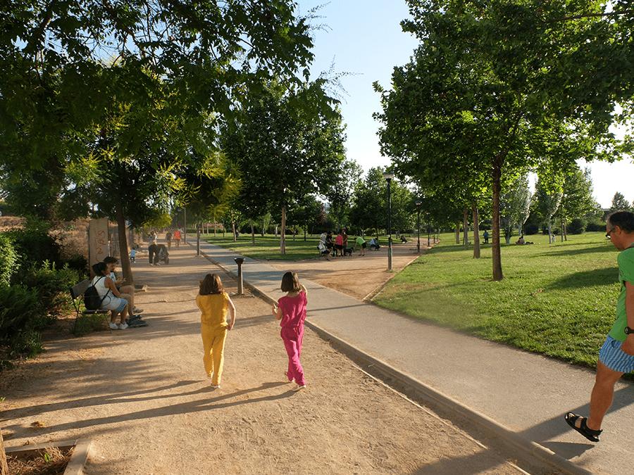 Parque Tico Medina