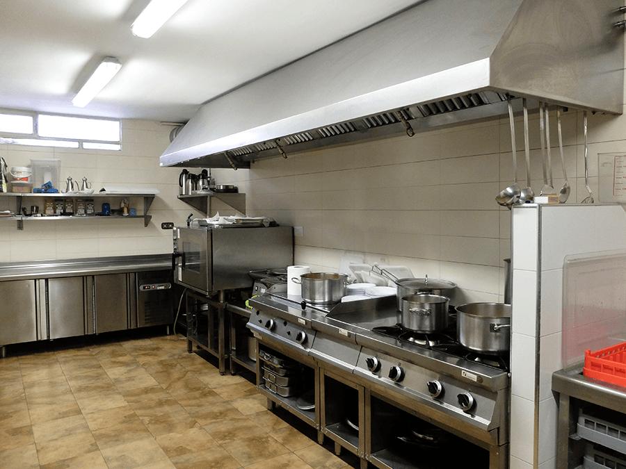 escuela infantil con cocina propia en Granada