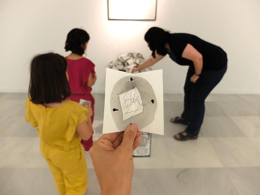 creación en Arte para aprender