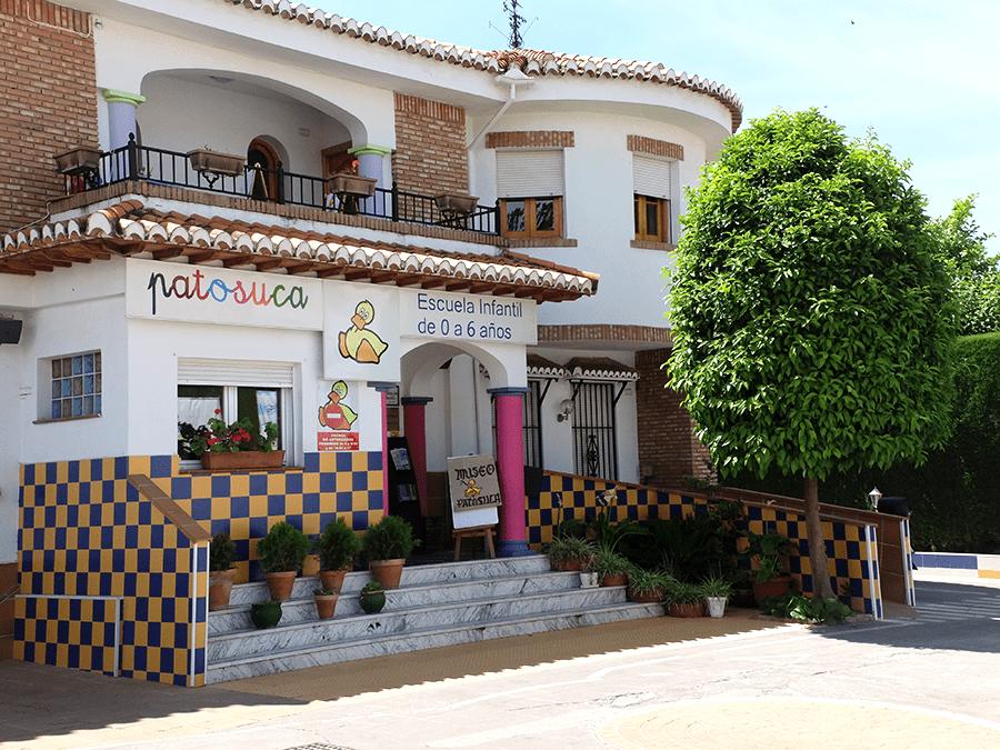 Patosuca Escuela infantil Granada