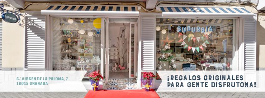tienda de regalos originales en Granada