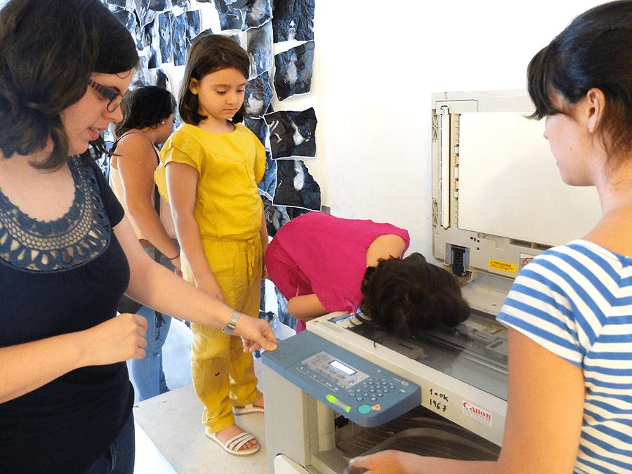 exposición participativa