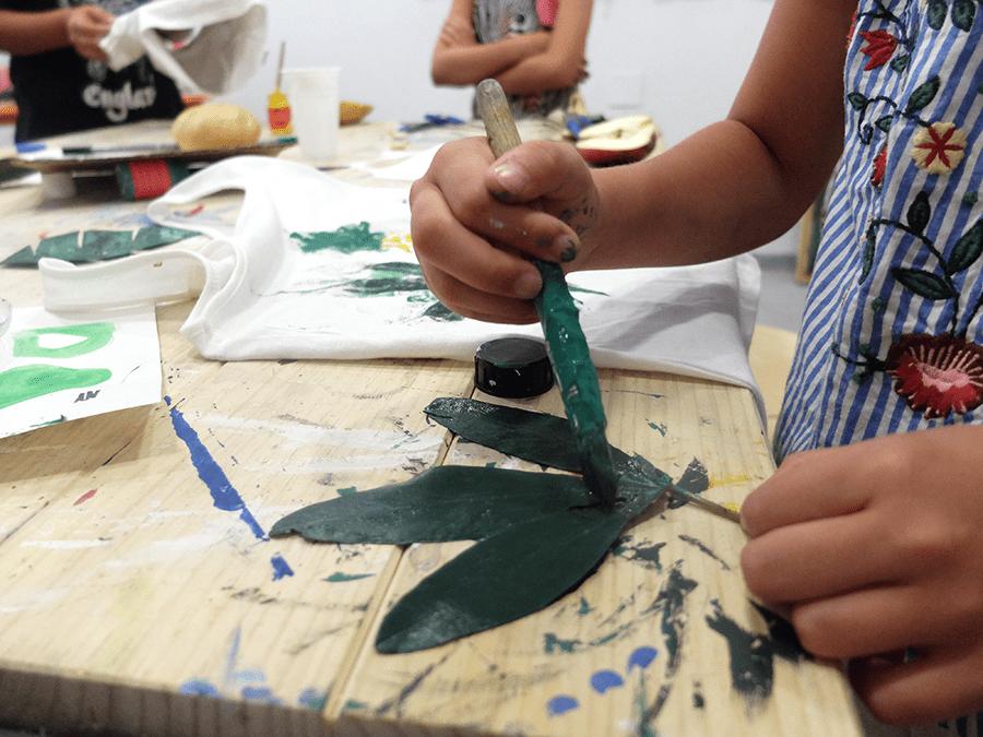 talleres de arte para peques