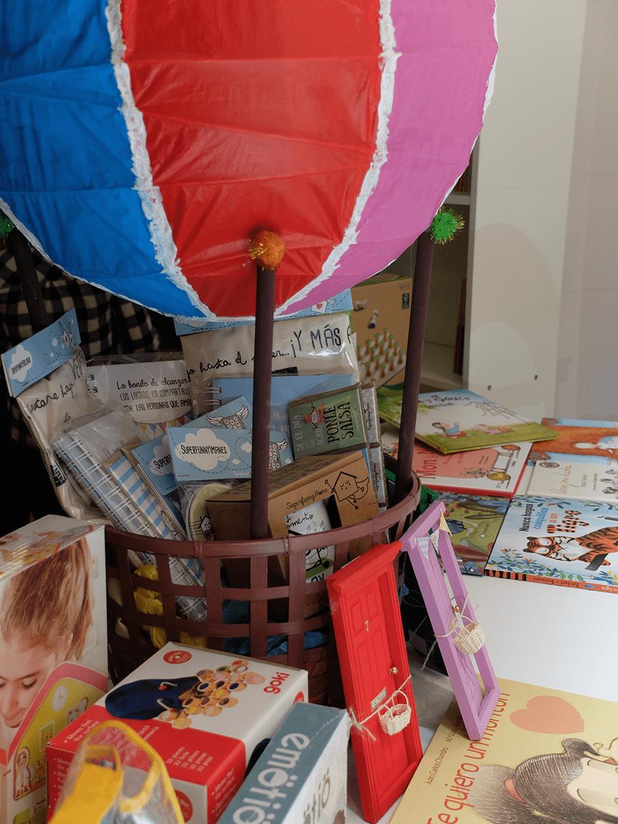 librería infantil Granada