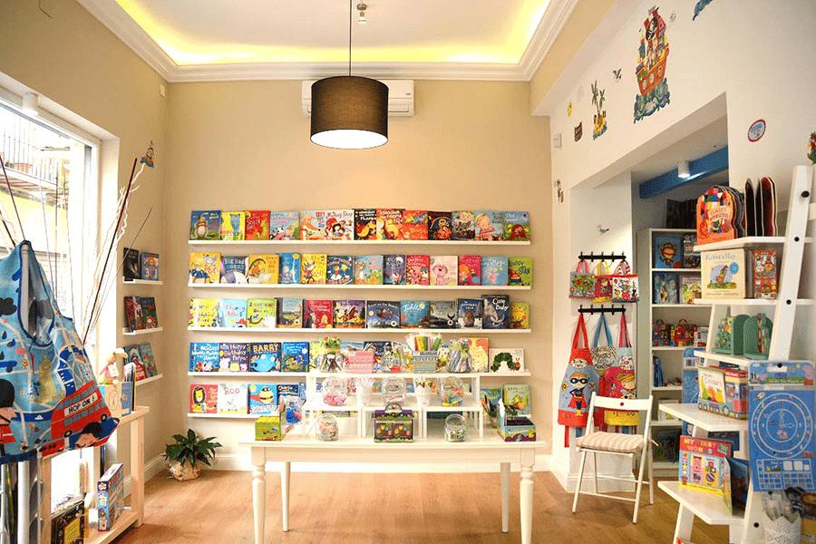 libros infantiles en inglés Granada
