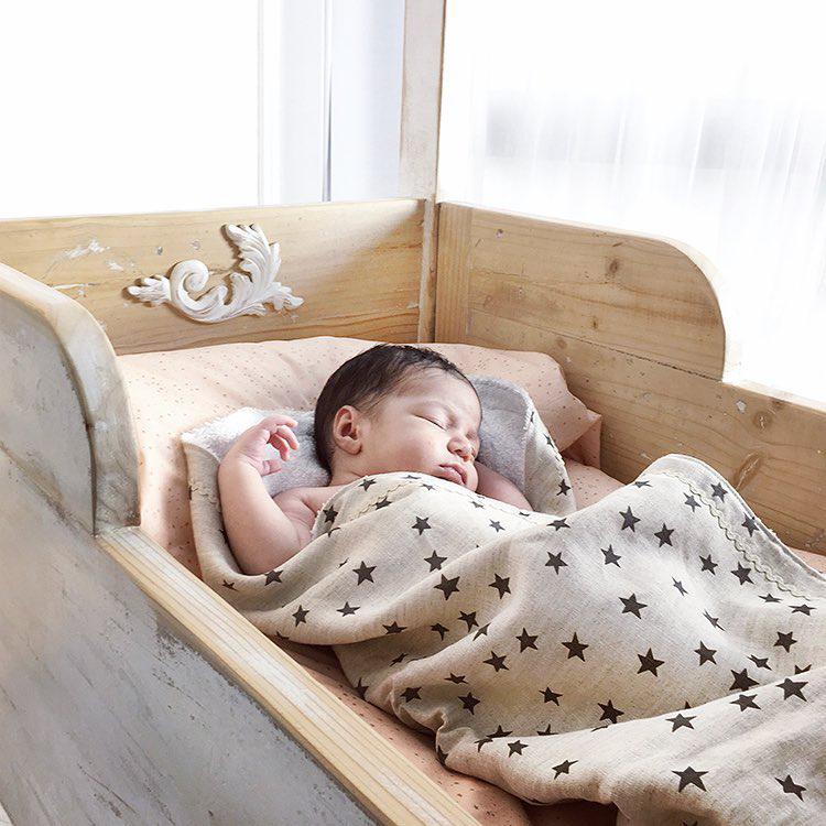 ropita de cuna bebé