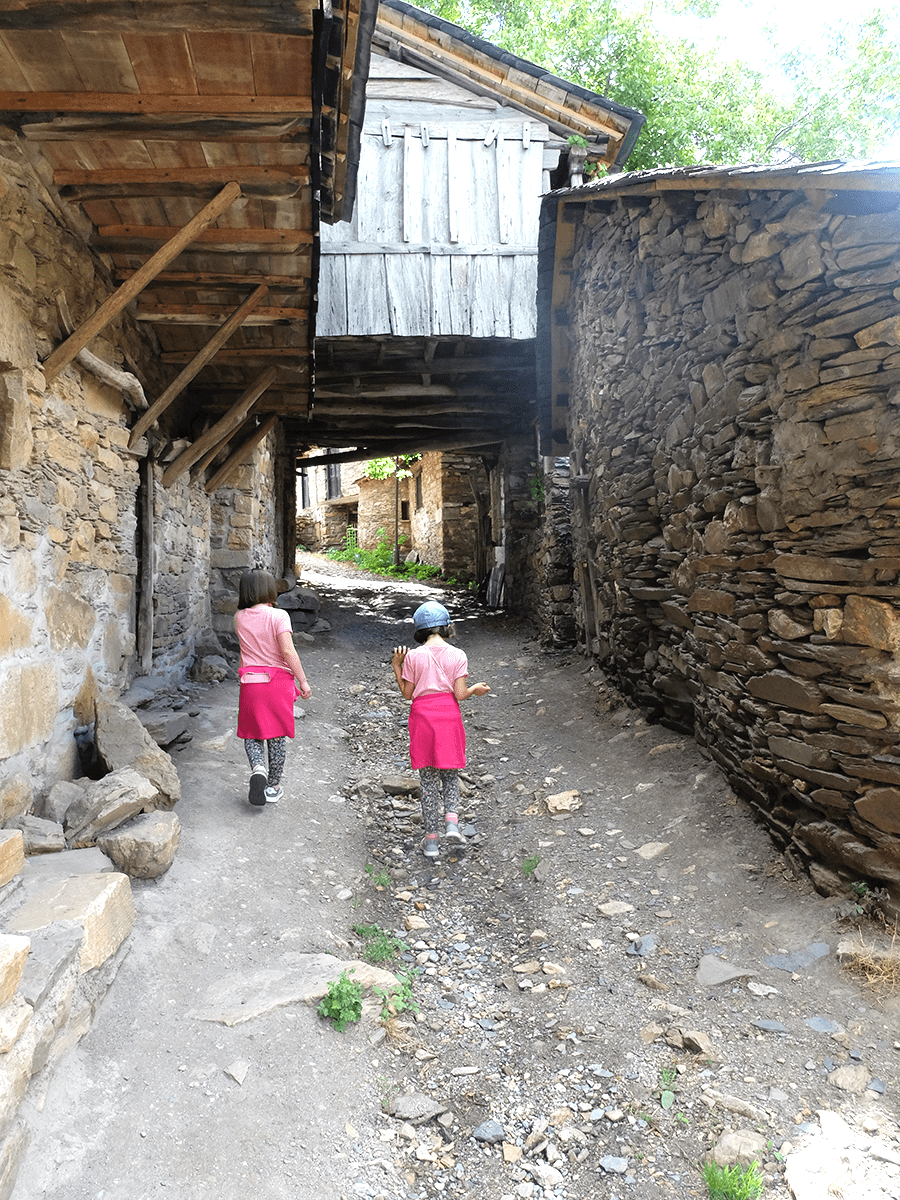 pueblos en El Bierzo