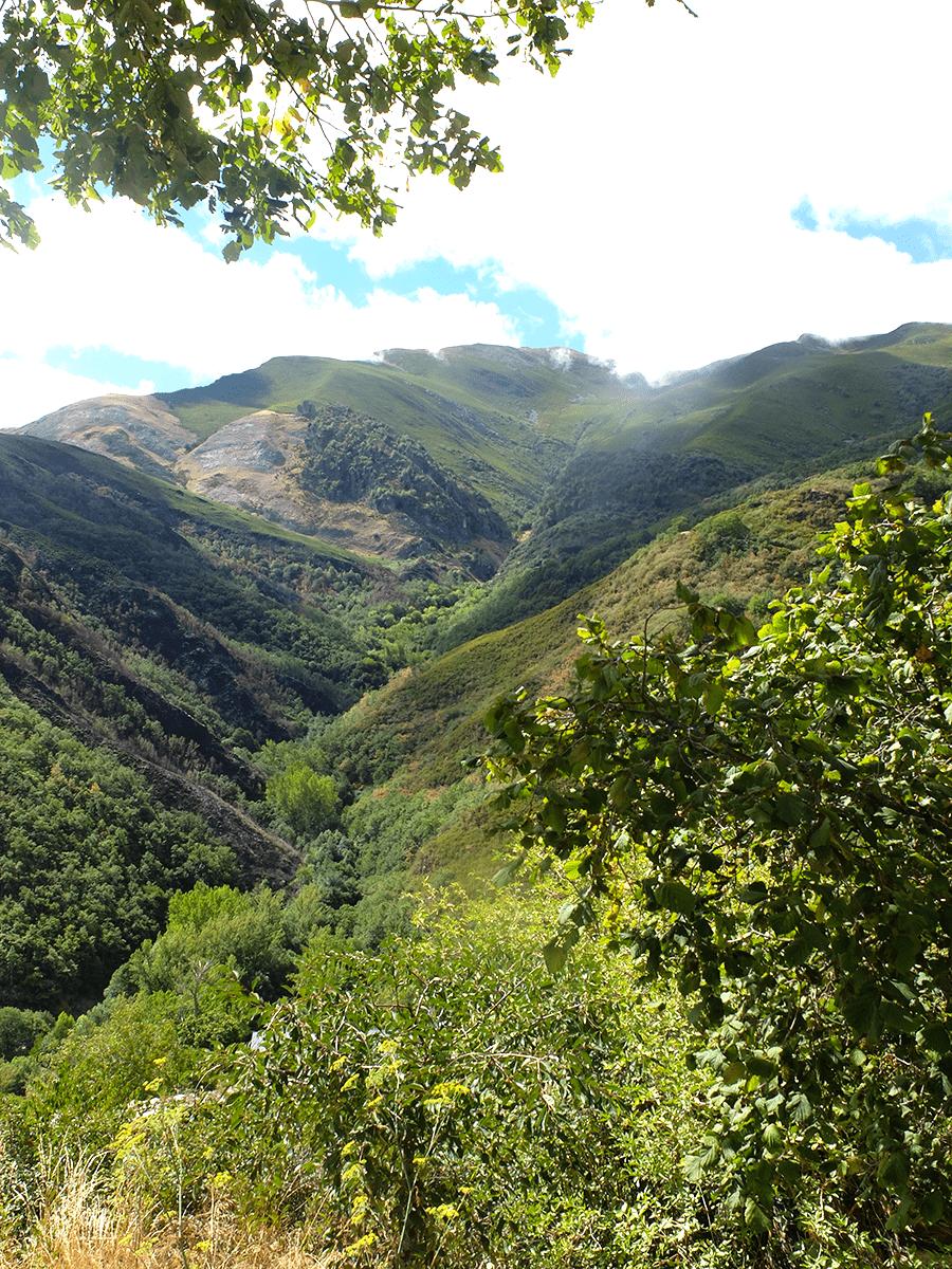 Valle del Silencio El Bierzo