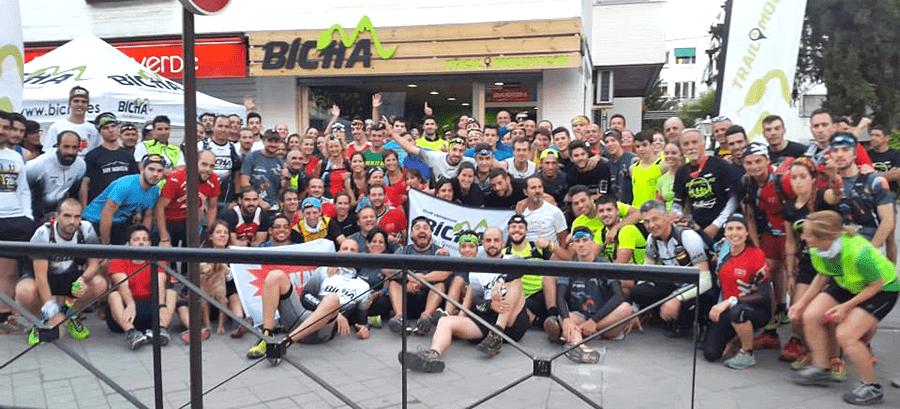 club deportivo Bicha senderismo Granada