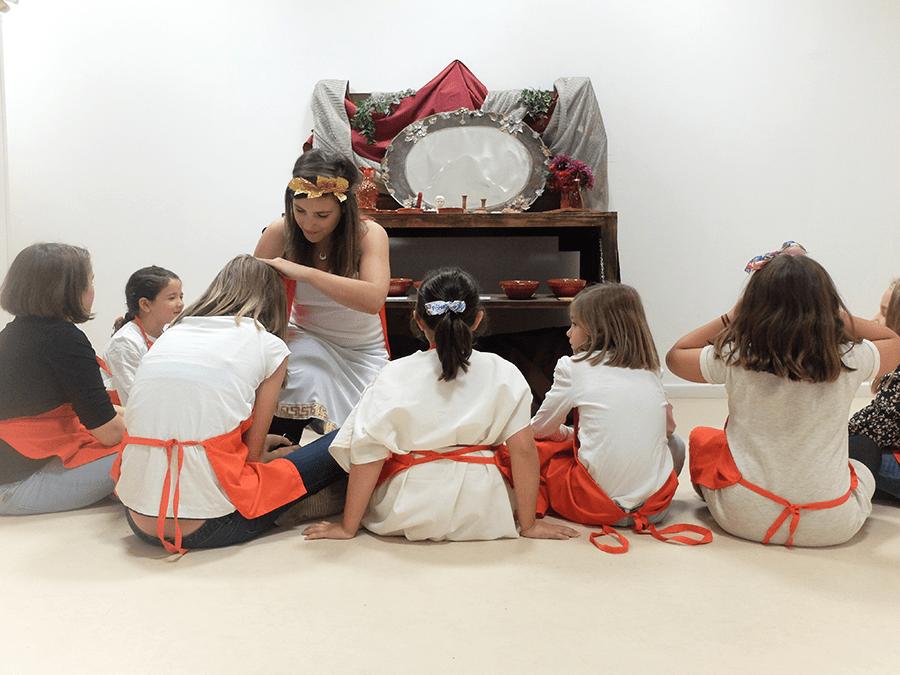 celebrar el cumpleaños en museo cajagranada