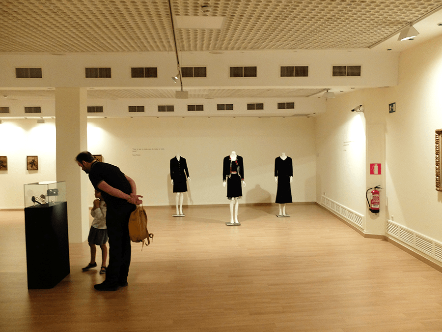Centro de exposiciones Caja Granada Fundación